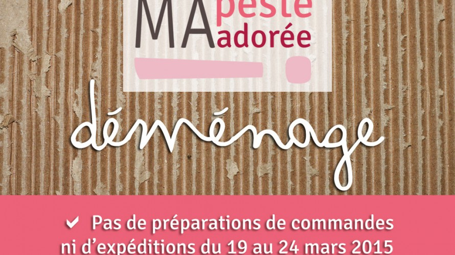 Je déménage [RÉDUCTION INSIDE]