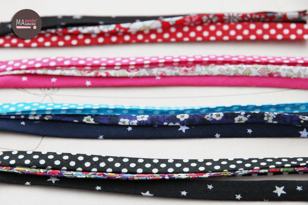 Nouveaux bracelets personnalisés Ma Peste Adorée