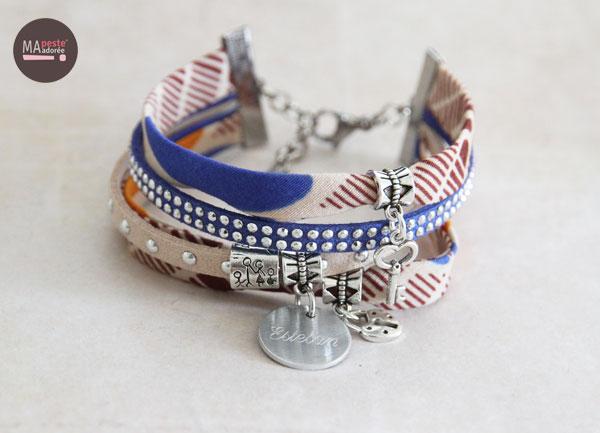 bracelet max personnalisable ma peste adorée