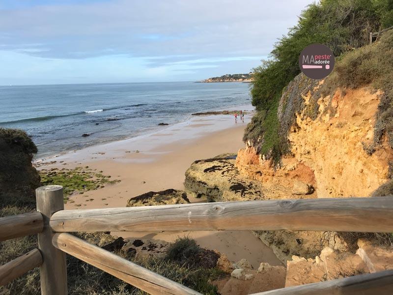 Mes vacances en Algarve
