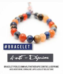 Bracelet pour femme anti-déprime