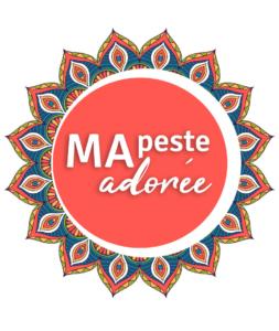 Logo 2021 Ma Peste Adorée